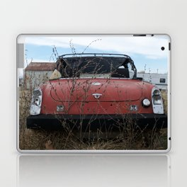 Beat Up Car Laptop & iPad Skin