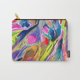Fluorite Thin Section Watercolor Carry-All Pouch