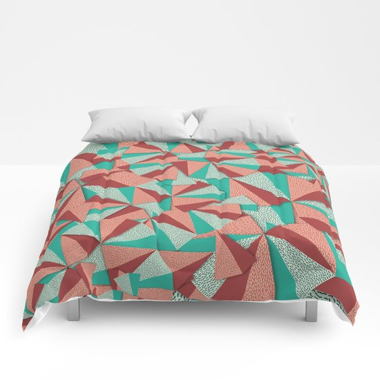 Marsala Pattern Comforters