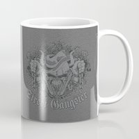 gangster Mugs featuring Street Gangster by MaNia Creations