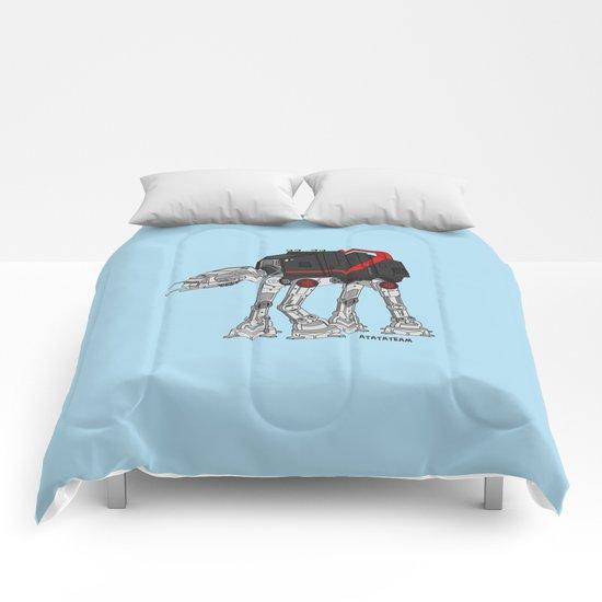 ATATATEAM Comforters