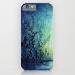 Ethereal Underwater Ocean Life iPhone Case