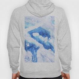 Ocean Marble Hoody