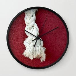 Marine rope Wall Clock