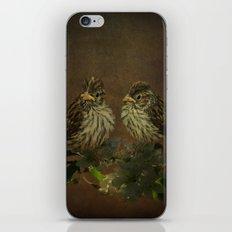 Thinking Spring iPhone & iPod Skin