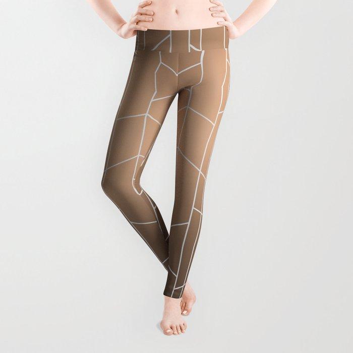 Patternbronze #3 Leggings