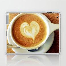 A Warm Cup of Love Laptop & iPad Skin