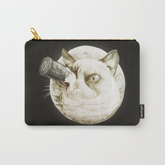 A Trip to the Moon Carry-All Pouch