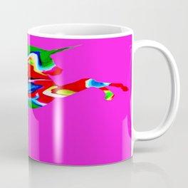 Watercolor unicorn-Light purple Coffee Mug
