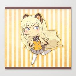 Vocaloid SeeU Canvas Print