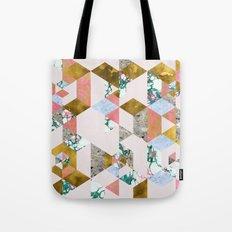 Geometry of Love #society6 #decor #buyart Tote Bag