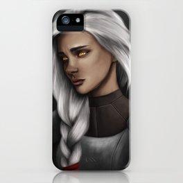 Last Crochan Queen iPhone Case
