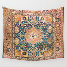 Amritsar Punjab North Indian Rug Print Wall Tapestry