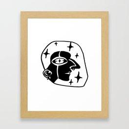 Fortune teller #2 Framed Art Print
