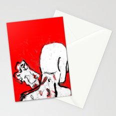 ßite the Hand that ßleeds You Stationery Cards