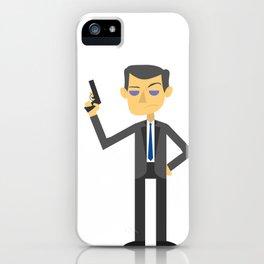 Lassiter iPhone Case