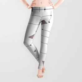 Lines & Arrows Leggings