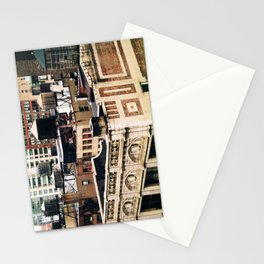 Midtown Water towers Stationery Cards