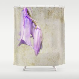 Pale Blue Shower Curtain