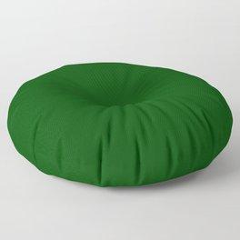 Palette . Dark green 2 Floor Pillow