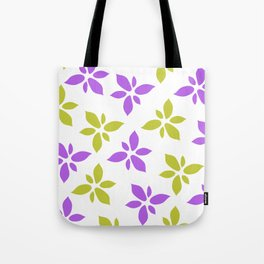 Illustration of flowers Tote Bag