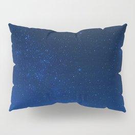 Blue Night Sky (Color) Pillow Sham