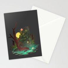 Headless Hunter Stationery Cards
