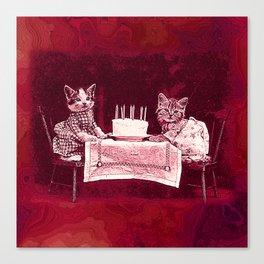 CatCurios 03B Canvas Print