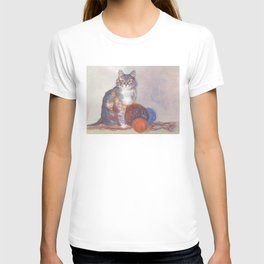 Purling Puss T-shirt