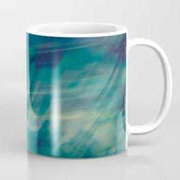 Submerge Aqua Coffee Mug