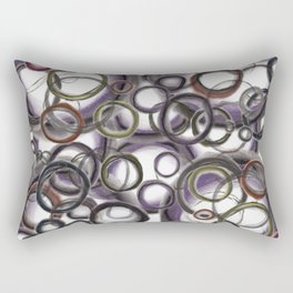 Back on the Streets Rectangular Pillow