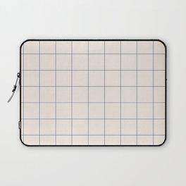 windowpane plaid Laptop Sleeve