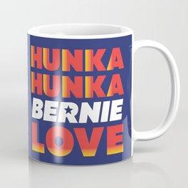 Hunka Hunka Bernie Love Coffee Mug