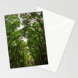 Canopies of Mahogany Stationery Cards