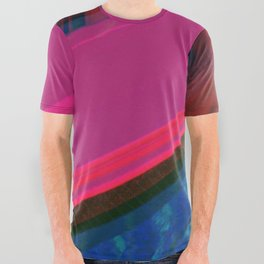 Color Wave ~023~ All Over Graphic Tee