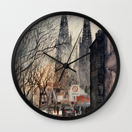 Cologne Wall Clock