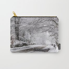 Branby Wood Derbyshire Carry-All Pouch