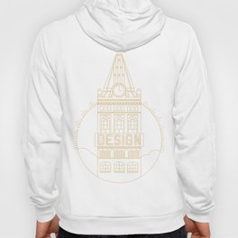 Oakland is Design (Gold) Hoody