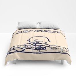 The Pleasure Comforters