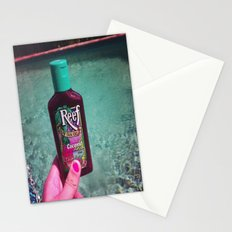 Sun Tan Stationery Cards