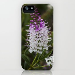 Hebe Lilac iPhone Case