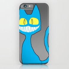 GRINKAT (Bright Blue) Slim Case iPhone 6s