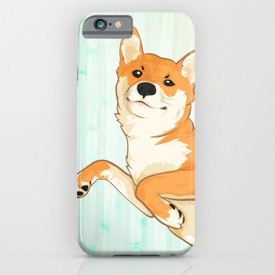 I am not a fox! iPhone & iPod Case