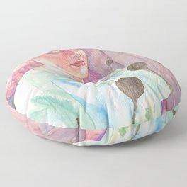 To Believe Floor Pillow