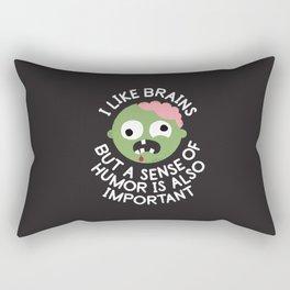 Of Corpse Rectangular Pillow