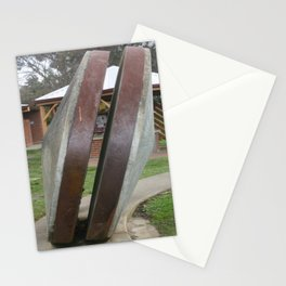 Chilean Mill Wheels Stationery Cards