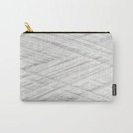 yarn spool pattern Carry-All Pouch