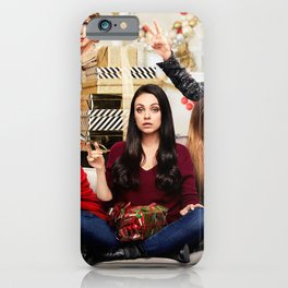 A Bad Moms Christmas 2017 Comedy A Bad Moms 2 Mila Kunis Amy Kathryn Hahn Christine Baranski Susan S iPhone Case