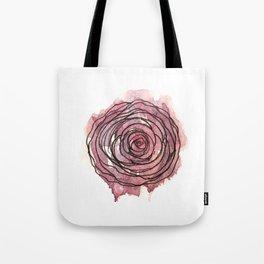 english pen rose Tote Bag