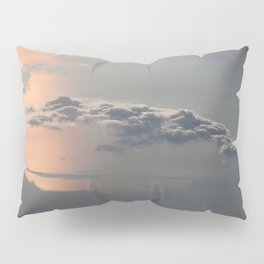 Sailing the Clouds Pillow Sham